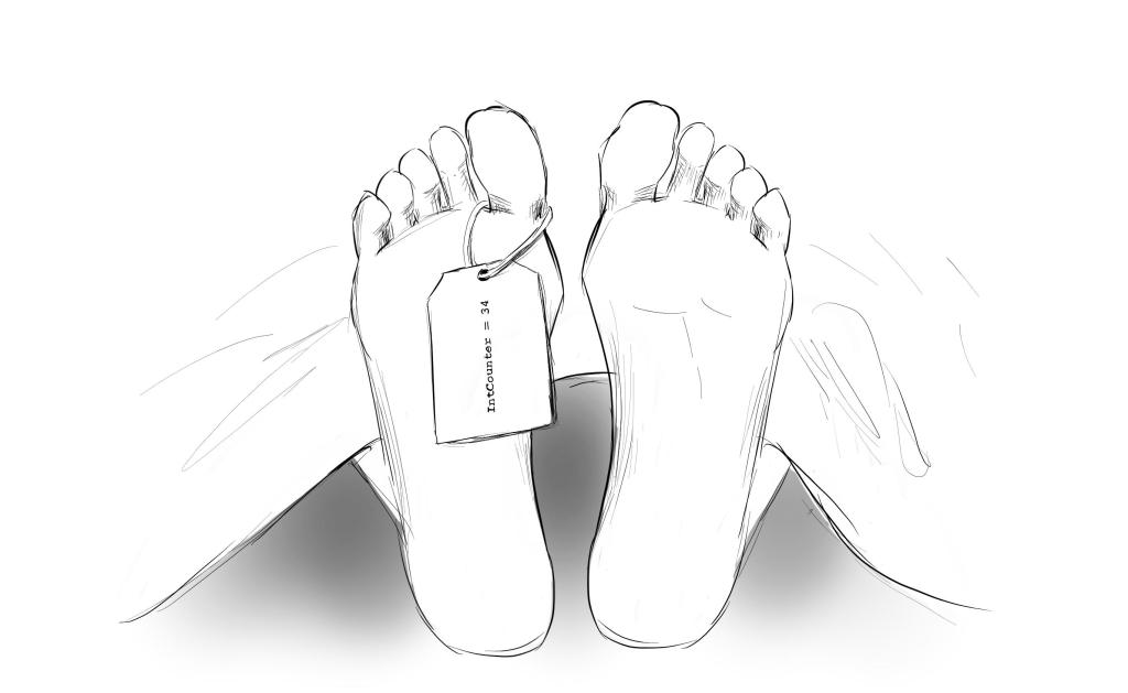In today's post on hungarian notation, we look at why it wound up looking like this toe-tagged body at the morgue.