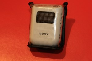 Etui de transport du Sony GPS-CS3KA