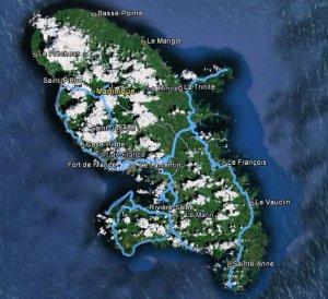Visualisation de données GPS (fichier KML) dans Google Earth