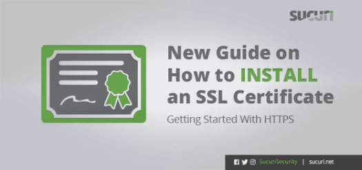 New Guide on How to Implement HTTPS / SSL Certificate