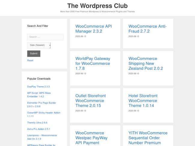 Wordpress club nulled themes for pirated download