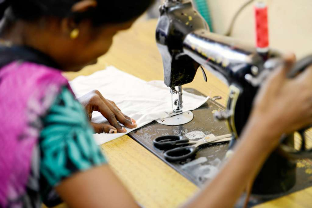Sewing Center -- Sewing Machine Positive impact