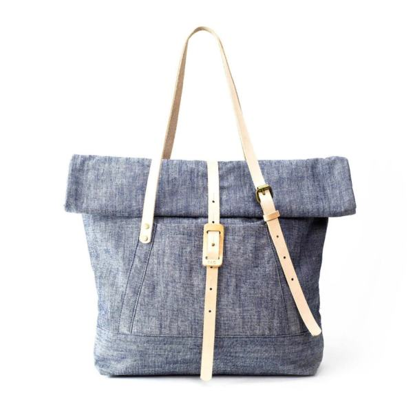 Stone & Cloth - The RollTop Tote