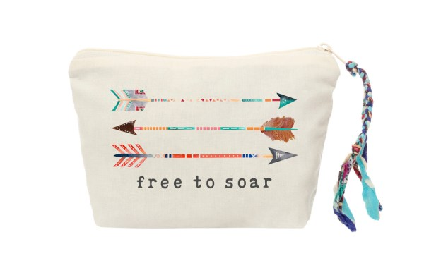 The Tote Project - Free To Soar Pouch