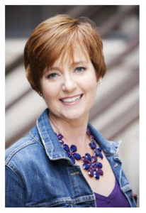 Author Tracy Lawson