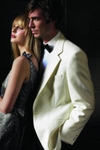 Mens tuxedo for the proms