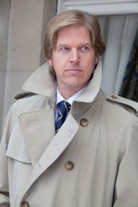 A quality Trench coat