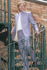 Portland Nehru Suit