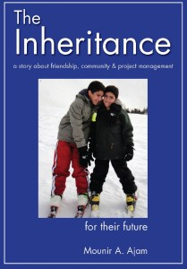 The Inheritance, a story about friendship, community, and project management