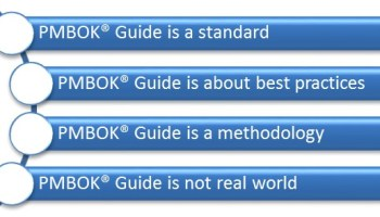 6 The Four Myths About The PMBOK® Guide