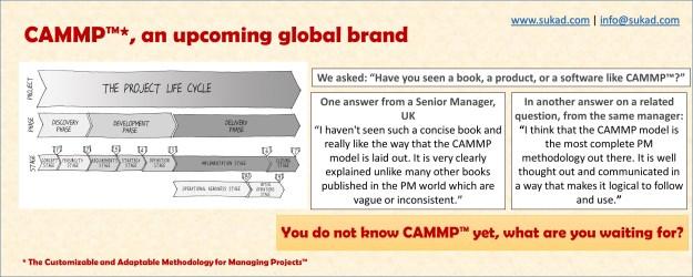 A Recent Testimonial about CAMMP