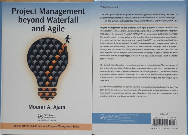 Adaptive Project Management, Adaptive is not Agile, beyond Waterfall and Agile