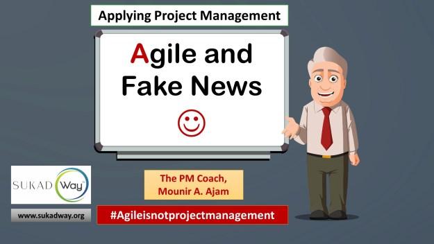 """Is Agile """"fake news"""", a myth, or a hype?"""