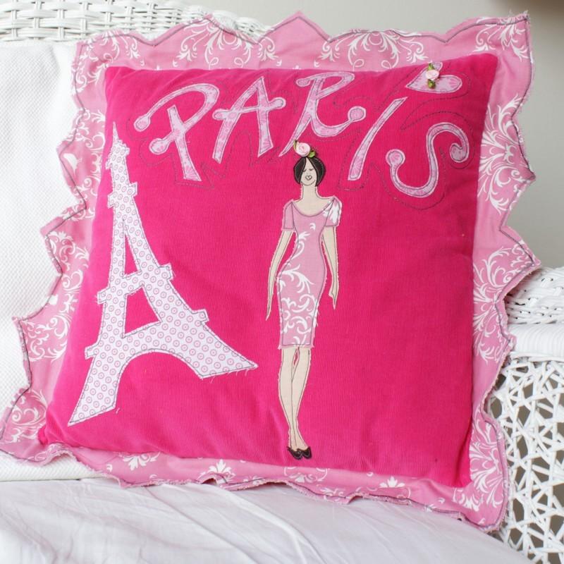Kissen Paris