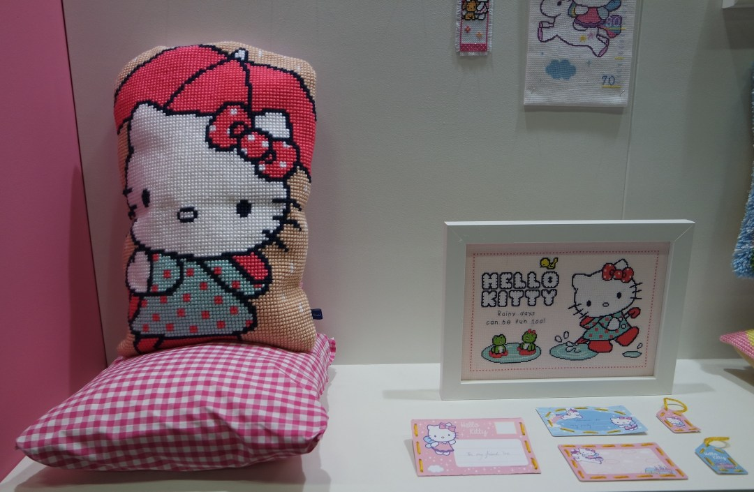 Vervaco, Hello Kitty Kreuzstich