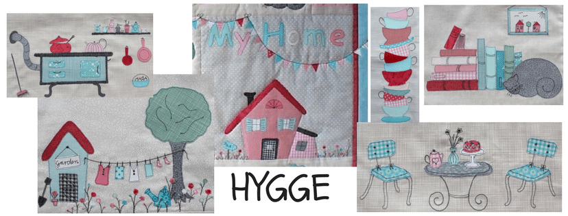 Hygge (BOM 2018)