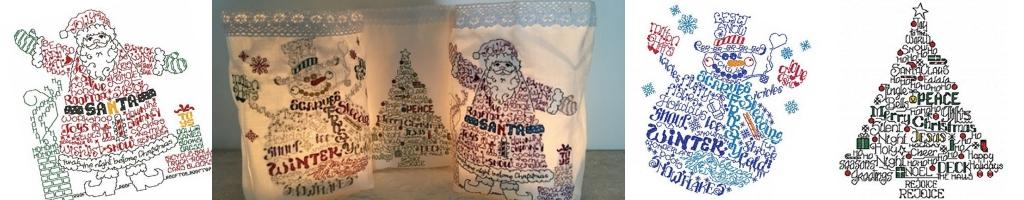 Weihnachtslichtbeutel Blogbeitragsbild
