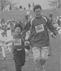 親子マラソンsss