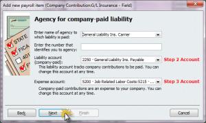 company paid liability
