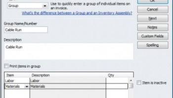 working with taxable non taxable items and customers quickbooks
