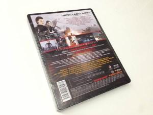Resident Evil Retribution 3d steelbook (3)