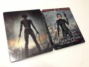 Resident Evil Retribution 3d steelbook (4)