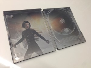 Resident Evil Retribution 3d steelbook (5)