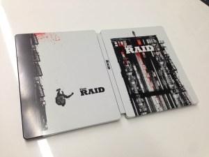 the raid steelbook  (5)