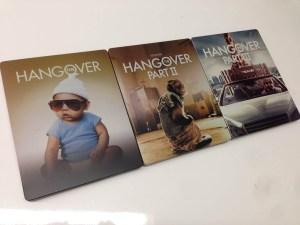 hangover trilogy steelbook (2)