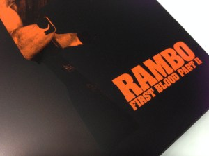 Rambo - First blood part 2 steelbook (3)