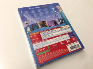 frozen la reine des neiges steelbook (2)