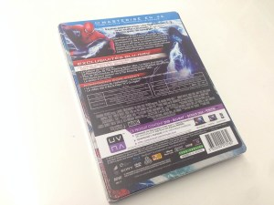 amazing spiderman 2 steelbook (2)