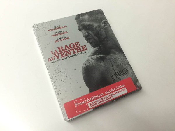 southpaw la rage au ventre steelbook france (2)