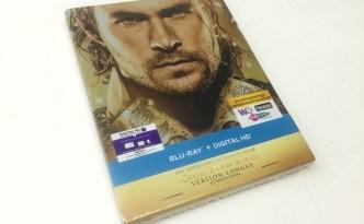 la chasseur et la reine des glaces steelbook france (1)