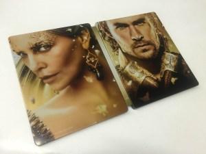 la chasseur et la reine des glaces steelbook france (4)