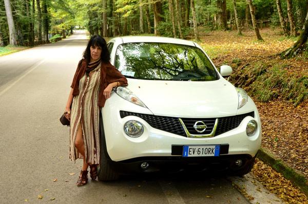 huurauto parkeertips Italie