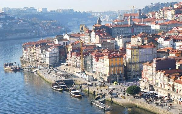 road trip portugal spanje stad porto