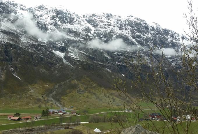 noorwegen bergen sneeuw stavanger mapofjoy