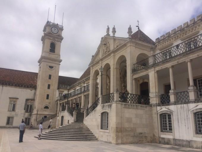 Universiteit Coimbra portugal