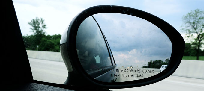Amerika Chicago mirror