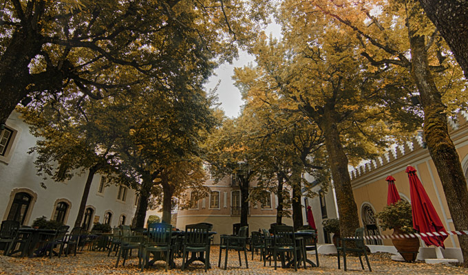 Algarve reistips caldas de monchique
