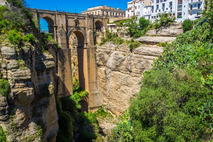 Grazalema Andalusië Ronda