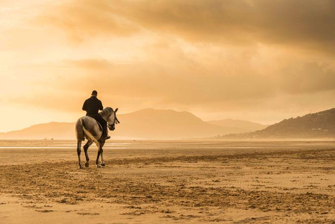 Tarifa paardrijden Andalusië