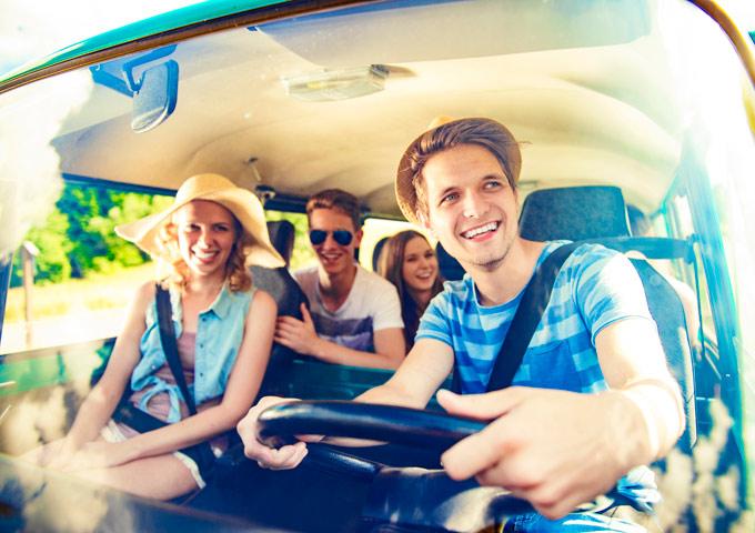 besparen op autohuur tips roadtrip