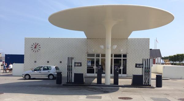 benzine station kopenhagen