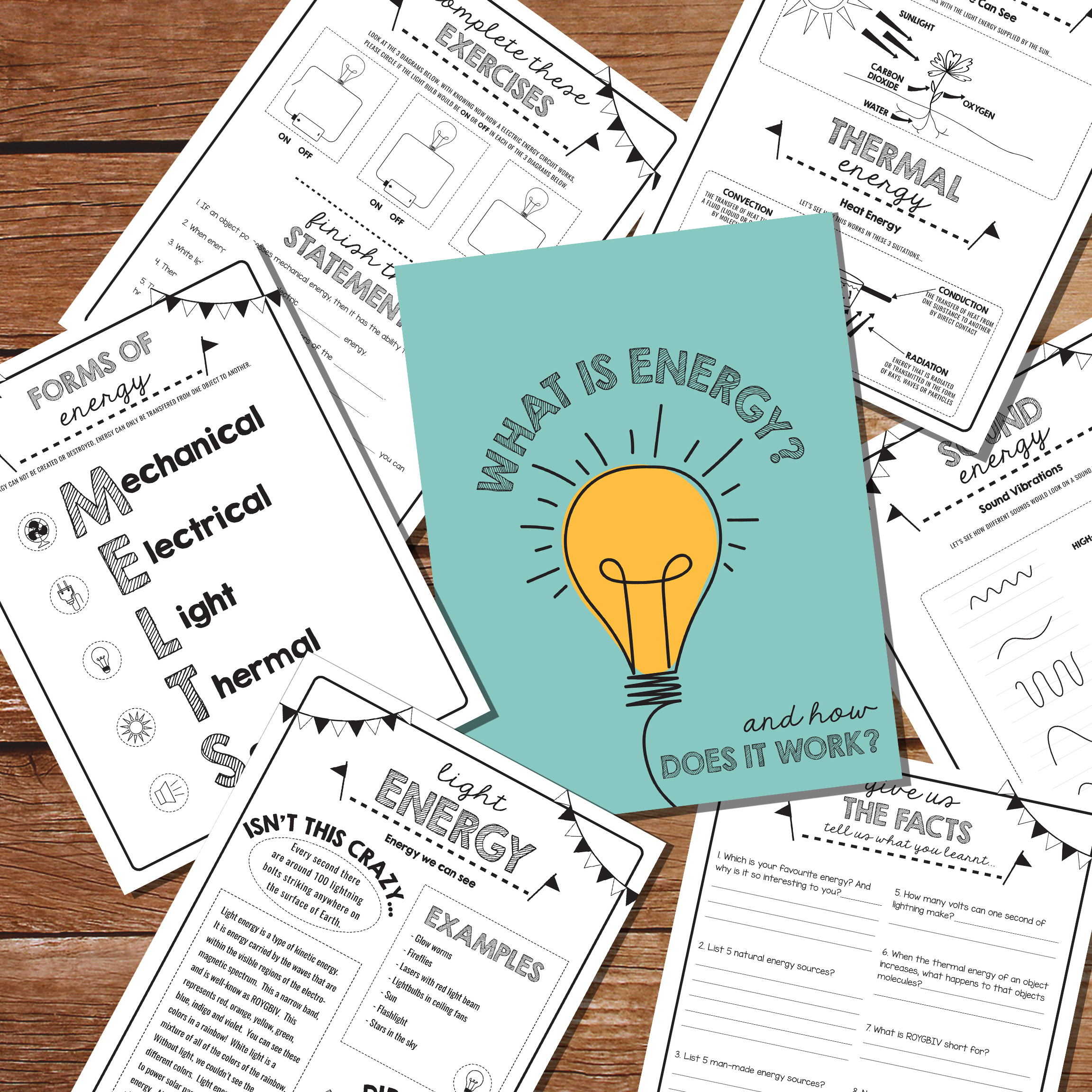 Printable Science Worksheets To Make Science Fun