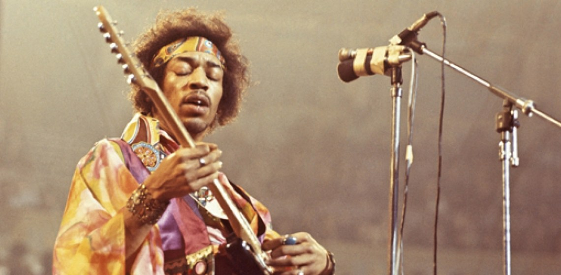 Happy Birthday - Jimmy Hendrix