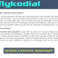 Avis sur Mykodial