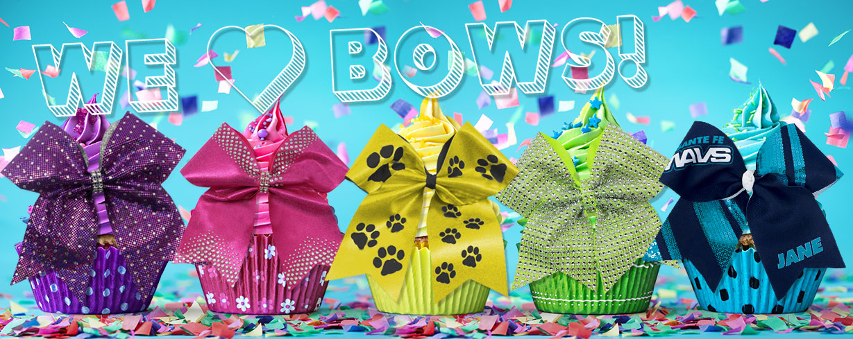 We heart bows!