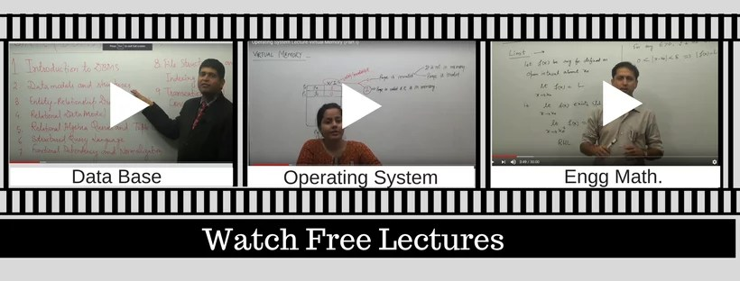 GATE CS Lectures